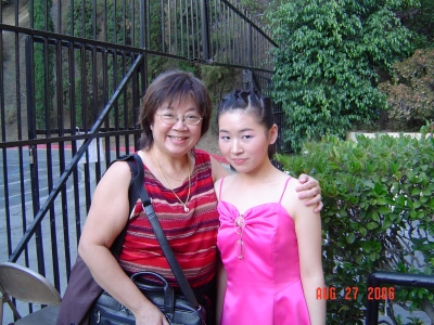 Mary with Sifei Wen
